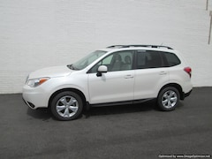 Used 2015 Subaru Forester 2.5I P SW JF2SJADC9FH495827 for Sale in Hazleton