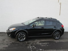 Certified Pre-Owned 2015 Subaru XV Crosstrek LIMITED SW 10295A in Hazelton, PA