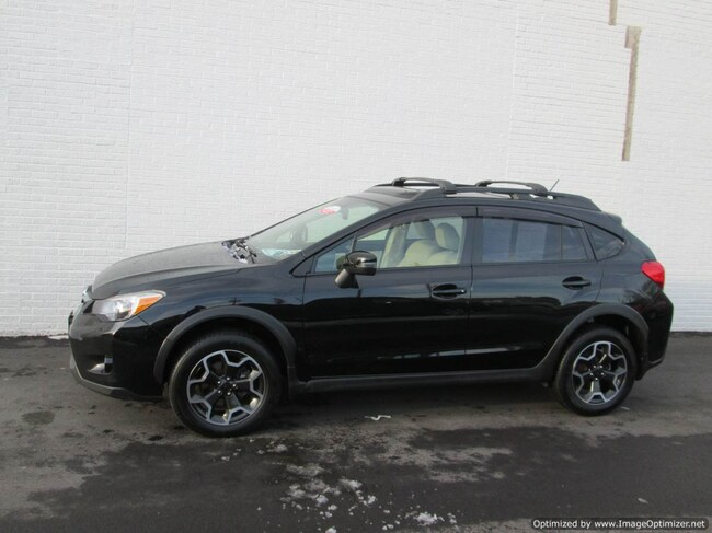 Certified 2015 Subaru XV Crosstrek LIMITED SW Hazleton, PA