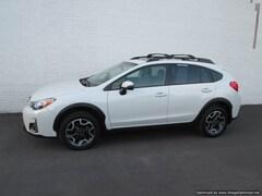 Used 2017 Subaru Crosstrek Limit WAGON JF2GPANC9HH236485 for Sale in Hazleton