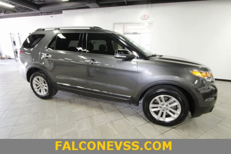 Used 2015 Ford Explorer XLT SUV in Indianapolis