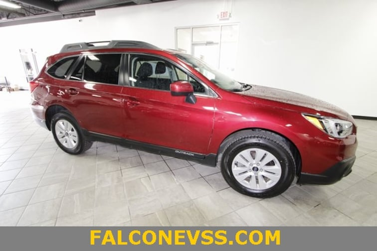 Certified Used 2017 Subaru Outback 2.5i SUV in Indianapolis