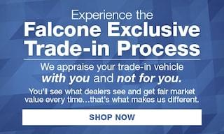 Falcone Trade-In Process