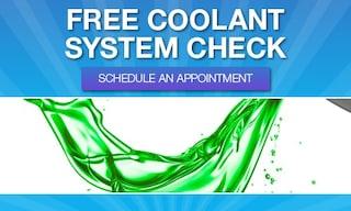 Free Coolant Check