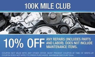 100K Mile Club