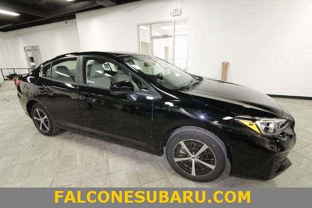 New 2019 Subaru Impreza 2.0i Premium Sedan in Indianapolis
