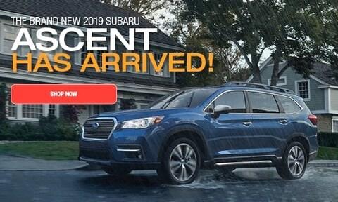 All-new Subaru Ascent