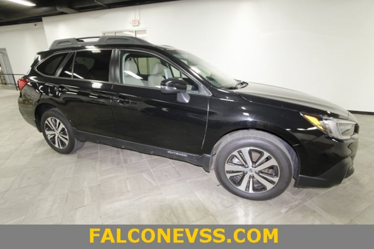 Certified Used 2018 Subaru Outback 2.5i SUV in Indianapolis
