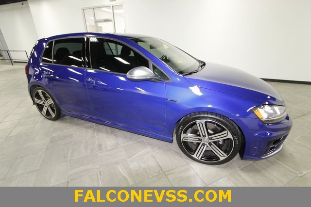 Used 2015 Volkswagen Golf R Hatchback in Indianapolis