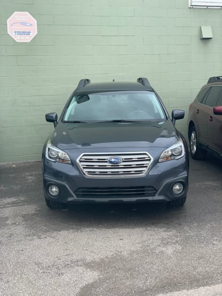 Used 2017 Subaru Outback 2.5i SUV in Indianapolis