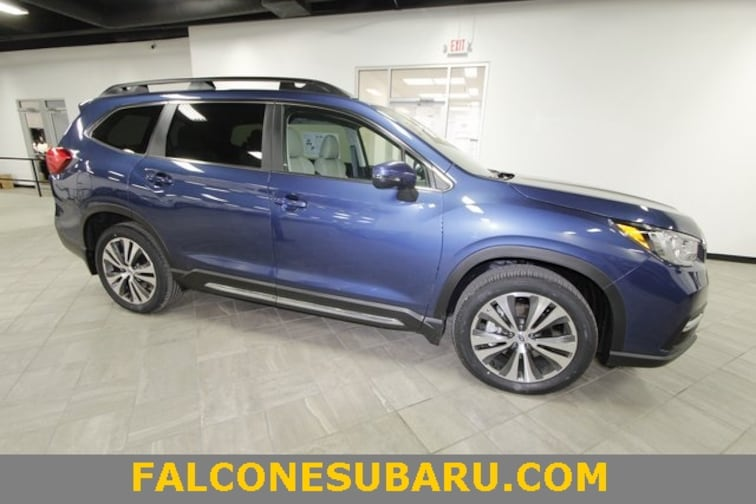 New 2019 Subaru Ascent Limited 7-Passenger SUV in Indianapolis