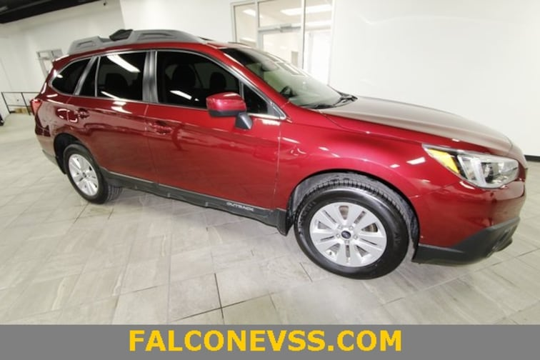 Certified Used 2016 Subaru Outback 2.5i SUV in Indianapolis