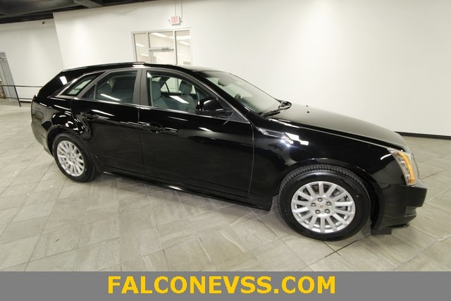 Used 2014 Cadillac CTS Luxury Wagon in Indianapolis