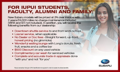 IUPUI Special