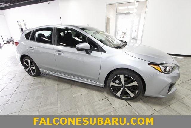 New 2019 Subaru Impreza 2.0i Sport 5-door in Indianapolis