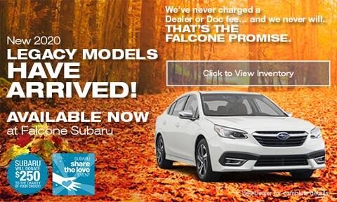 New 2020 Legacy Models have arrived! - STL Nov