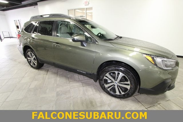 New 2019 Subaru Outback 2.5i Limited SUV in Indianapolis