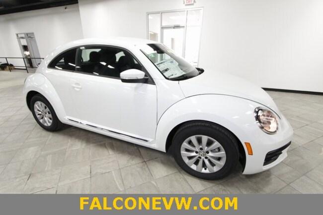 New 2019 Volkswagen Beetle 2.0T S Hatchback in Indianapolis