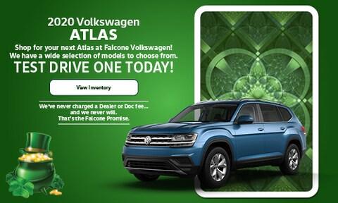 New 2020 Volkswagen Atlas - March