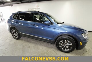 Certified Used 2018 Volkswagen Tiguan 2.0T SE SUV in Indianapolis
