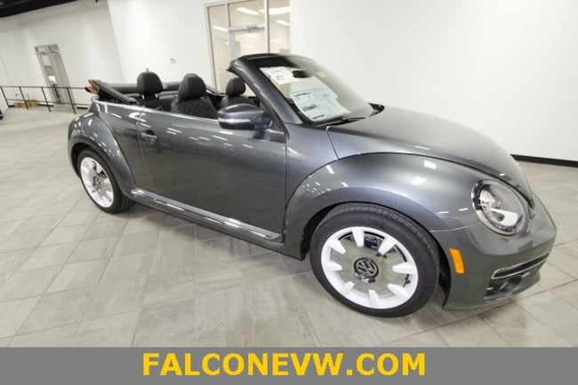 New 2019 Volkswagen Beetle 2.0T Final Edition SEL Convertible in Indianapolis