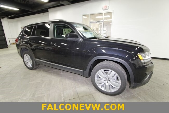 New 2019 Volkswagen Atlas 3.6L V6 SEL 4MOTION SUV in Indianapolis
