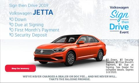 New 2019 Volkswagen Jetta - December