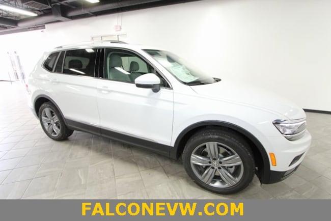 Certified Used 2018 Volkswagen Tiguan SEL Premium SUV in Indianapolis