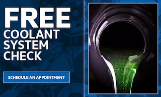 FREE Coolant System Check