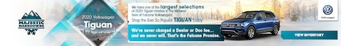 2020 Volkswagen Tiguan - Jan