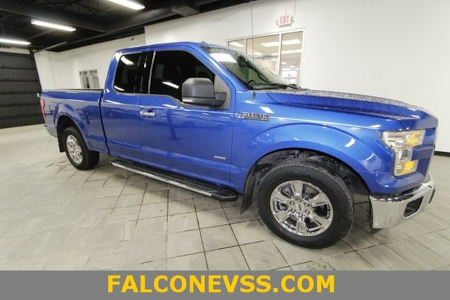 Used 2016 Ford F-150 XL Truck in Indianapolis