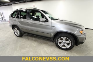 Bargain Used 2004 BMW X5 3.0i SUV in Indianapolis