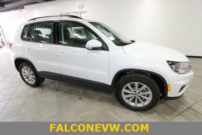Certified Used 2018 Volkswagen Tiguan Limited 2.0T SUV in Indianapolis