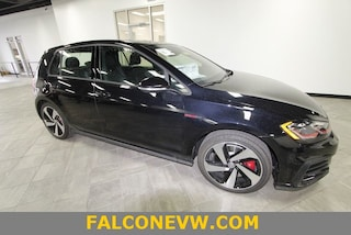 New 2019 Volkswagen Golf GTI 2.0T SE Hatchback in Indianapolis
