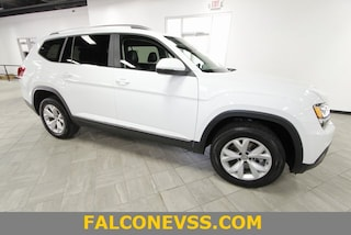 Used 2018 Volkswagen Atlas SEL SUV in Indianapolis