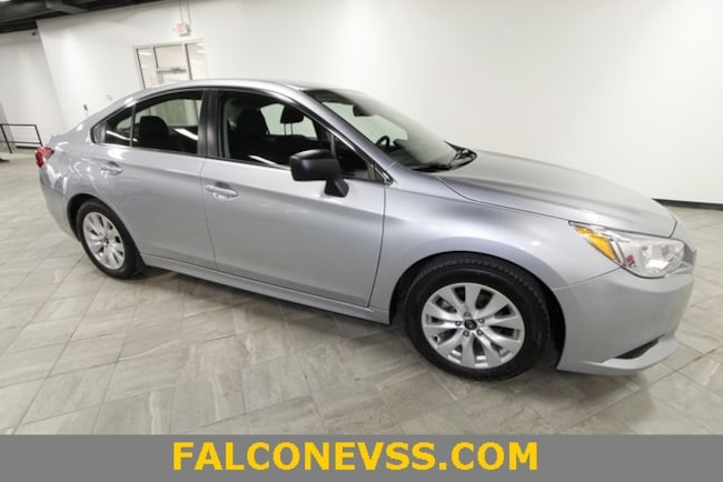 Used 2017 Subaru Legacy 2.5i Sedan in Indianapolis