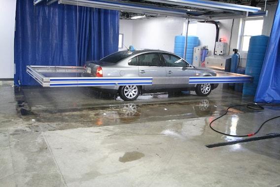 Car Detail Shop >> Car Detail Shop In Indianapolis Falcone Volkswagen