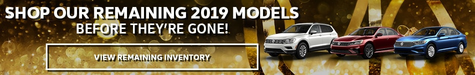 Remaining 2019 Models Must Go! - Dec