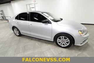 Bargain Used 2015 Volkswagen Jetta 2.0L S Sedan in Indianapolis