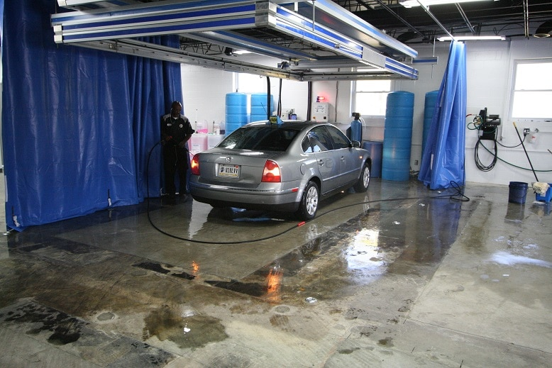 Car Detail Shop >> Car Detail Shop In Indianapolis Falcone Volkswagen