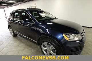 Certified Used 2014 Volkswagen Touareg 3.6L SUV in Indianapolis