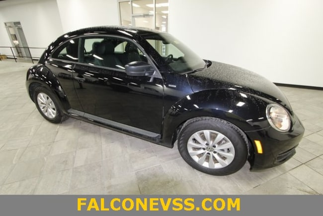 Certified Used 2016 Volkswagen Beetle 1.8T Hatchback in Indianapolis