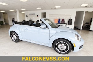 Used 2015 Volkswagen Beetle 1.8T Convertible in Indianapolis