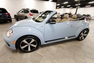 Certified Used 2014 Volkswagen Beetle 2.0T R-Line Convertible in Indianapolis