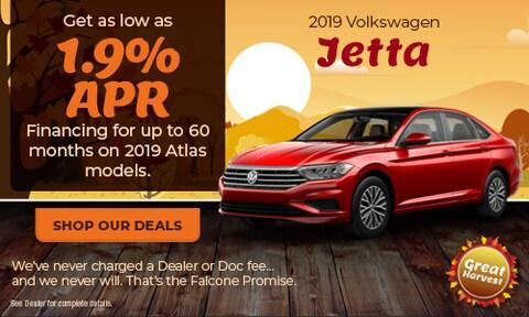 New 2019 Volkswagen Jetta - Oct '19