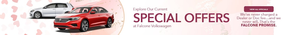 Explore Our Current Special Offers - Feb