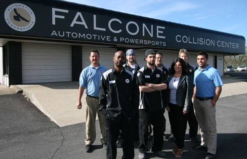 Falcone Collision Center in Indianapolis