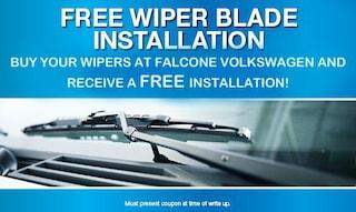 Wiper Blade Installation