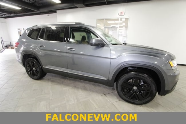 New 2019 Volkswagen Atlas 3.6L V6 SEL Premium 4MOTION SUV in Indianapolis