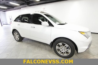 Bargain Used 2008 Acura MDX Technology SUV in Indianapolis